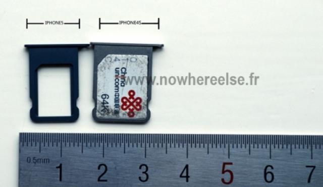 Новый iPhone с новой Nano-SIM?