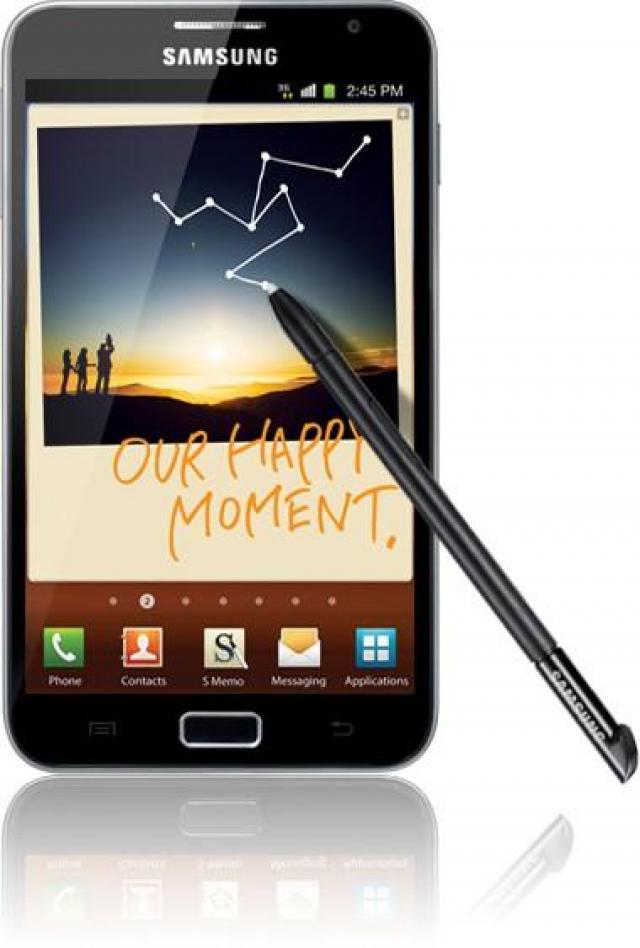Скоро новый Galaxy Note!