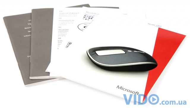 Microsoft Sculpt Touch Mouse: достаточно одного касания