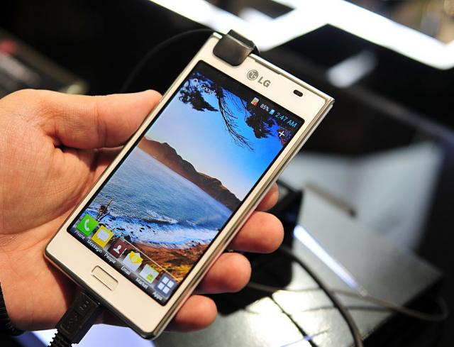 В серии смартфонов Optimus L от LG появится QuickMemo