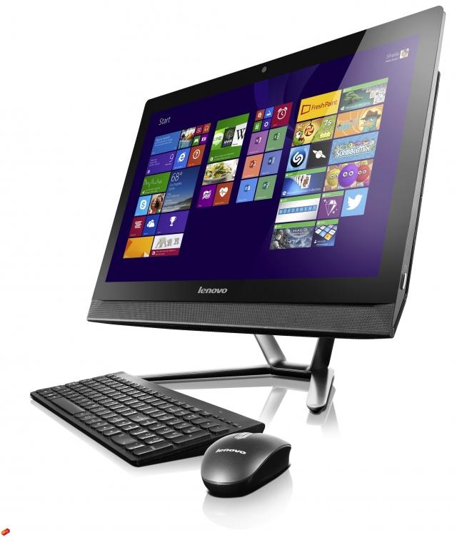 Представлены новые компьютеры Lenovo - B50-30 3D Camera и моноблоки C20, C40 и C50