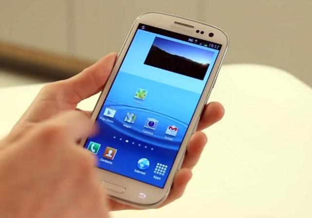 Samsung GALAXY S III – первый в мире смартфон с поддержкой VoLTE