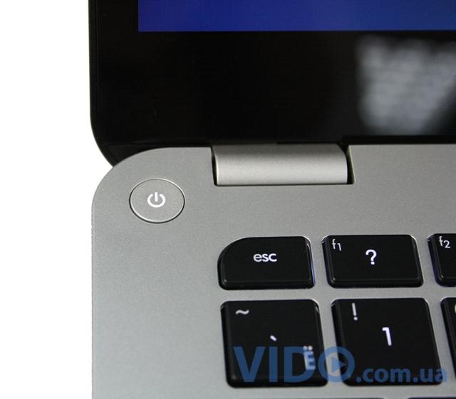 Экспресс обзор «стеклянного» ультрабука HP Envy 14 Spectre