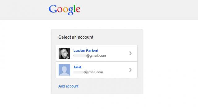 Множественный вход в почте Gmail