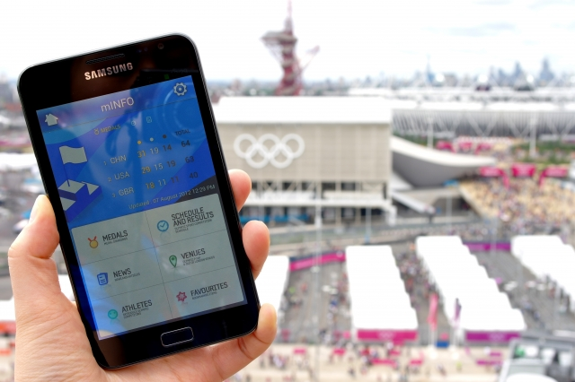 Самая технологичная Олимпиада в истории с инновациями от Samsung