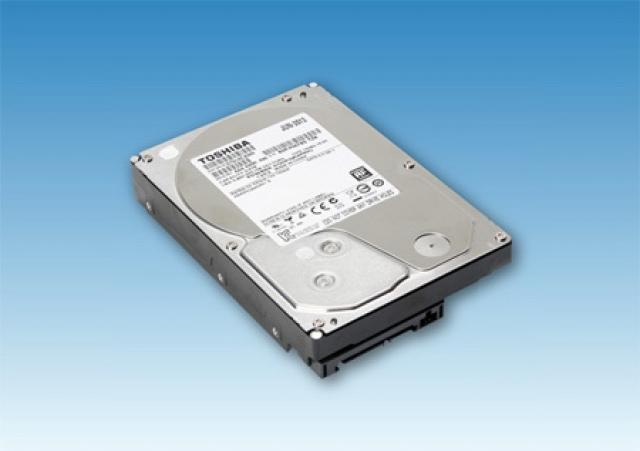 Toshiba анонсирует 3,5-дюймовые жесткие диски объемом до 3 ТБ