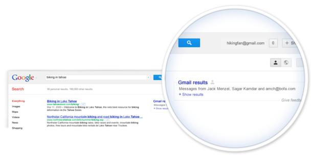 Функция Knowledge Graph - результаты поиска Google стали «умнее»