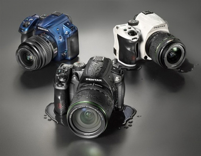 Новый зеркальный фотоаппарат Pentax K-30 произвел настоящий фурор!