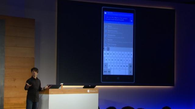 Microsoft представила Windows 10 Mobile: кроссплатформенные фичи и Skype-интеграция