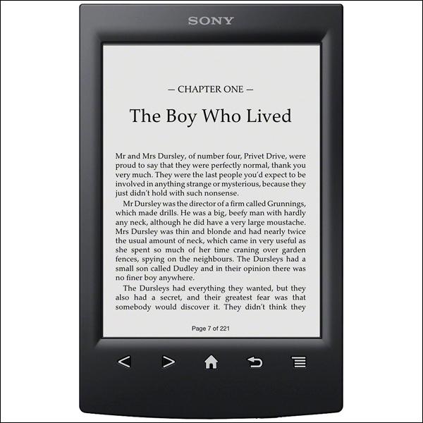 Sony PRS-T2 – новая версия самого легкого из 6-дюймовых ридеров