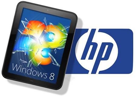 HP создает бизнес-подразделение по разработке планшетов