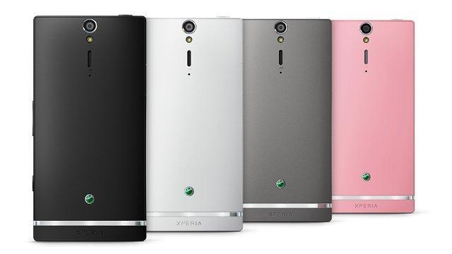 Выпуск Sony Xperia SL подтвержден на официальном сайте