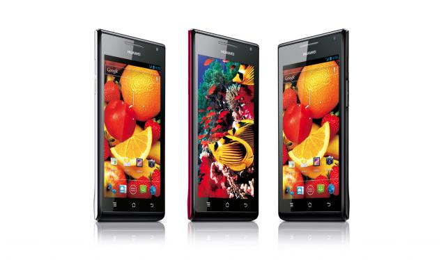 «Европейский» Huawei Ascend P1 претерпит изменения
