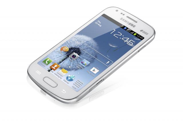 Galaxy S будет работать с двумя SIM-картами