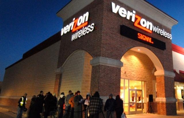 Verizon отменяет отпуска в связи со стартом продаж iPhone 5