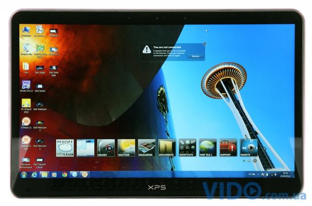 Dell XPS 15: тяжел и крут