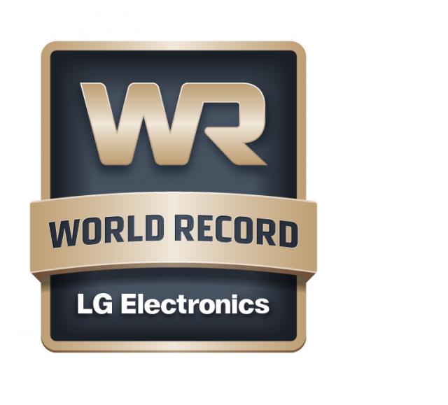 LG Electronics запускает в Украине глобальную маркетинговую кампанию LG World Record Awards