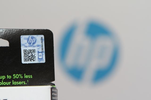 HP учит пользователей отличать поддельные расходные материалы