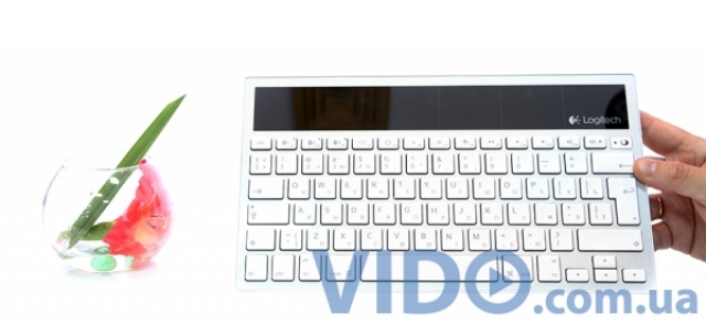 Wireless Solar Keyboard K760: клавиатура для техники Apple