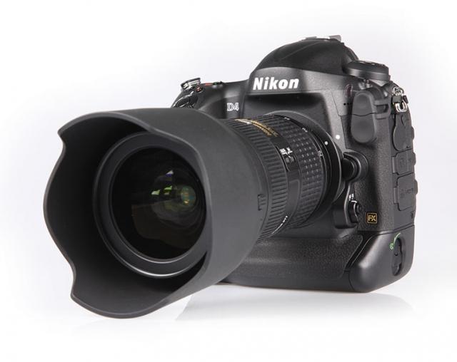 Nikon D4. Профессия: «Репортер»