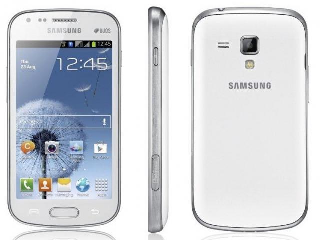 Samsung GALAXY S DUOS – смартфон на две SIM-карты для работы и развлечений