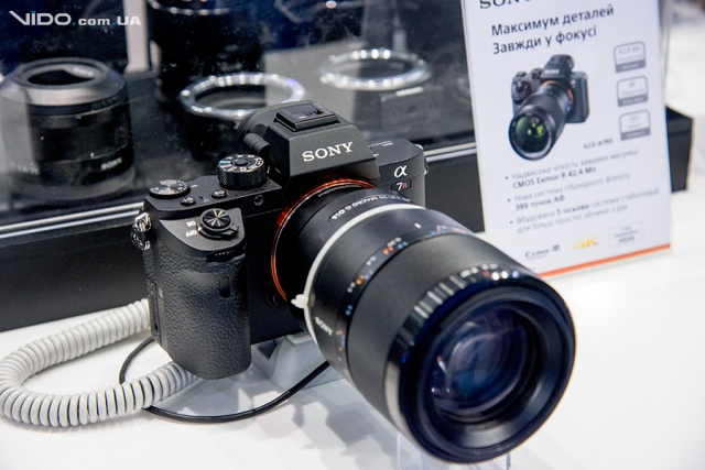 Новинки фототехники на CEE 2015