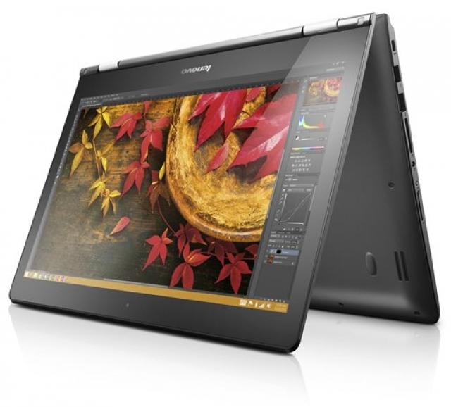 Lenovo представляет новые ноутбуки и планшеты