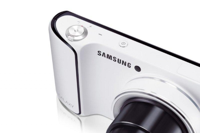 Samsung GALAXY Camera - официально
