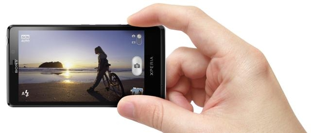 Sony Xperia T – официально!