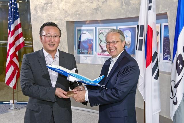 Boeing и Samsung объединяют усилия в области R&D