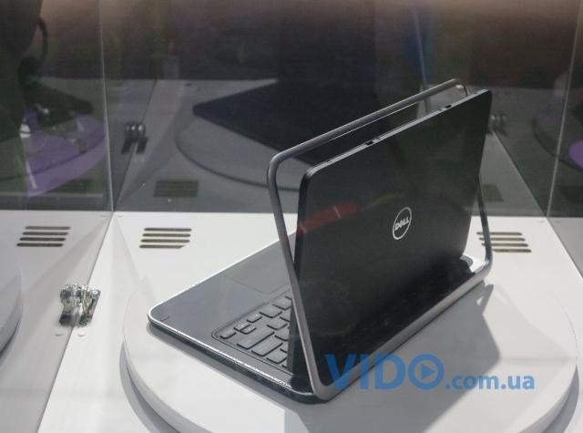 IFA 2012: Dell XPS 12 – ноутбук и планшет в одном устройстве