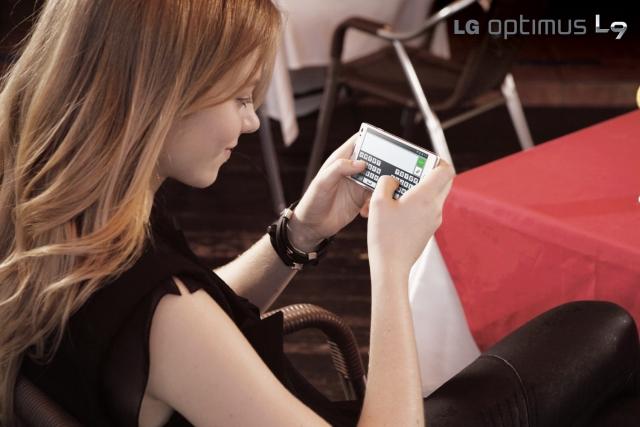LG Optimus L9 дебютирует на мировом рынке