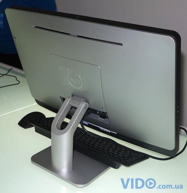 Эксклюзивно с IFA 2012: Dell анонсирует сенсорный моноблок XPS One 27
