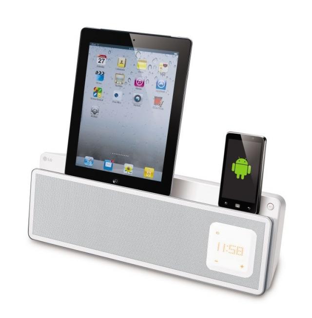 Новые док-станции LG совместимы со всеми смарт-устройствами