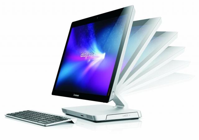 Десктопы «все-в-одном» от Lenovo на IFA 2012