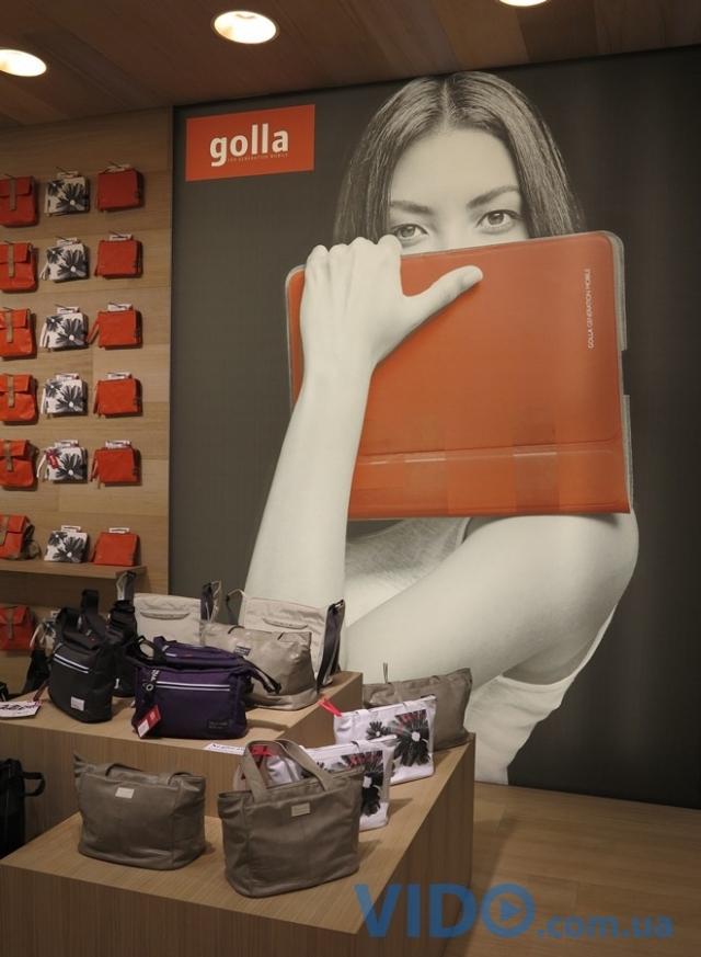 Репортаж IFA 2012: Golla демонстрирует новую коллекцию аксессуаров для мобильных устройств
