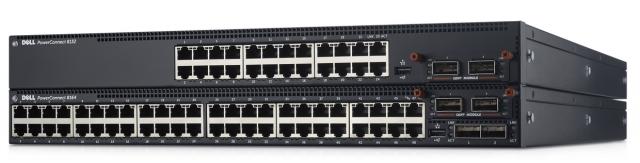 PowerConnect 8100 – линейка сетевых коммутаторов Dell