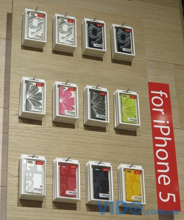 Представлены чехлы Golla для не анонсированного iPhone 5