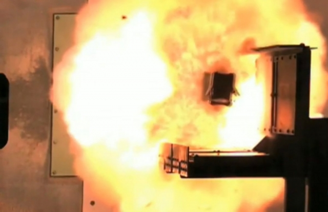 ВМФ планирует оснастить новейшие эсминцы футуристическими пушками с дальностью стрельбы более 100 миль