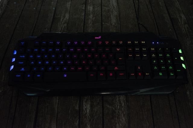 Обзор клавиатуры Genius GX Gaming Scorpion K5: добродушный скорпион