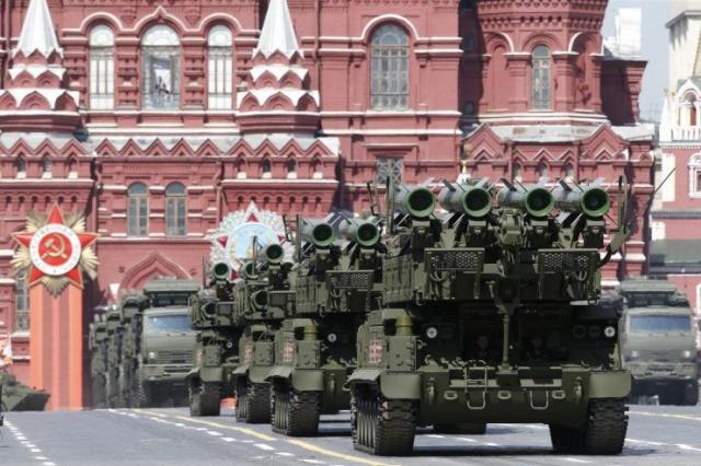 Россия заявляет, что создала микроволновую пушку для борьбы с дронами и боеголовками