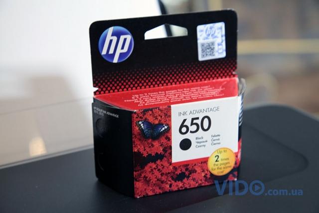 Компания HP представила линейку экономичных струйных принтеров
