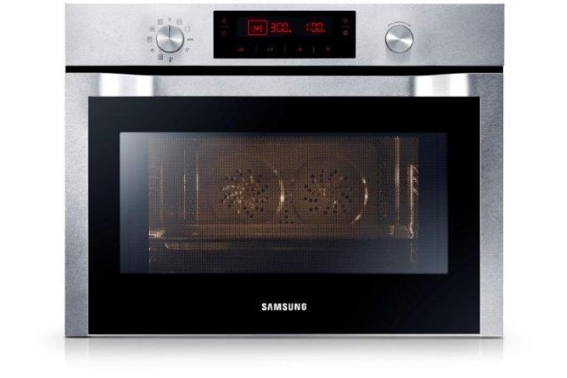 Интеллектуальные и компактные – новые микроволновые печи Samsung