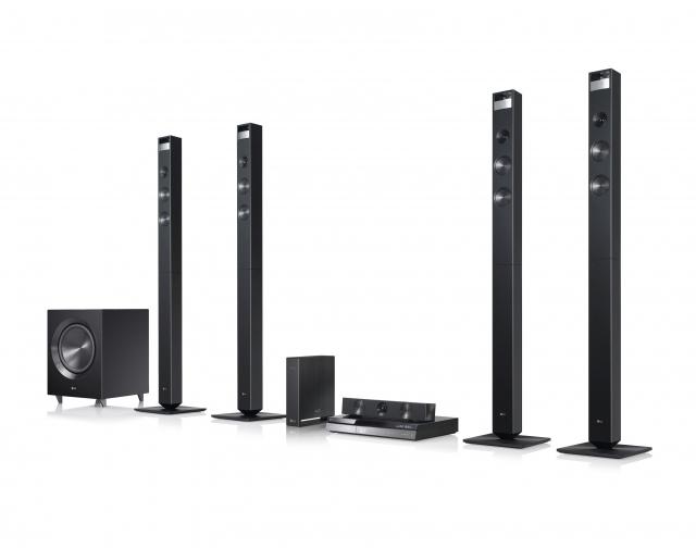 IFA 2012: аудио-видео техника LG с расширенными возможностями подключения