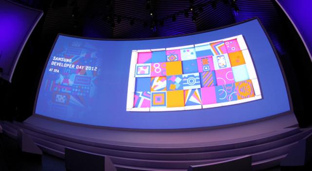 Samsung собрал разработчиков приложений на выставке IFA 2012