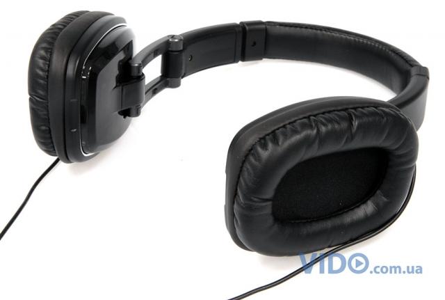 JVC HA-M750: отличные наушники закрытого типа