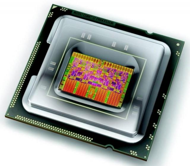 Intel запускает пять новых мобильных процессоров