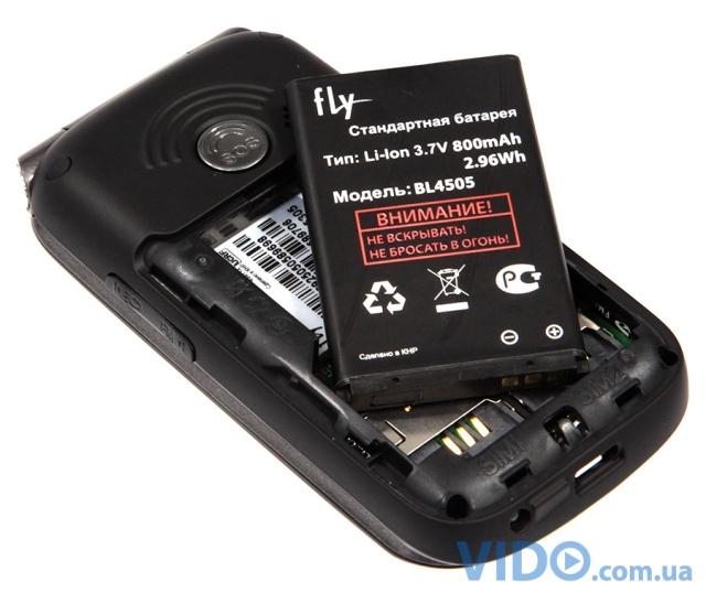 Fly Ezzy Flip: бабушкин Dual-SIM