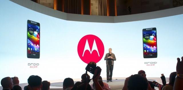 Motorola анонсировала следующее поколение семейства Droid Razr