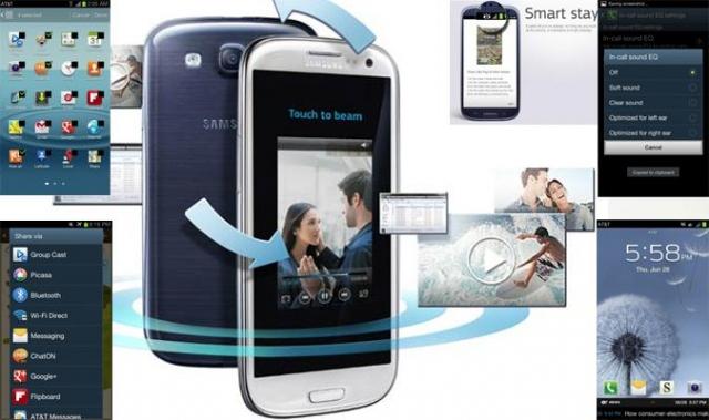 15 советов первооткрывателю Samsung Galaxy S III